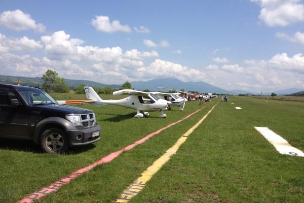 Aerodrom Bistrita