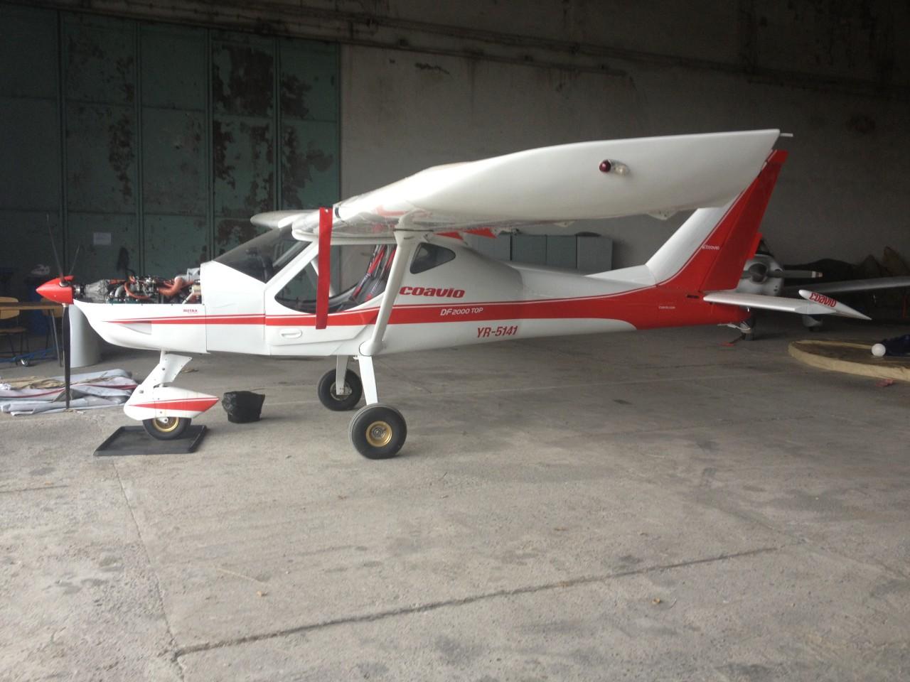 Air-service.ro – Reparatii si inspectie motoare Rotax – poza