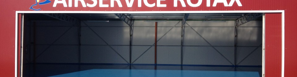 Localizare si contact Rotax Airservice